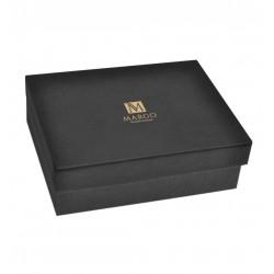 Eleganckie pudełko prezentowe 36,5x27,5x11,5cm czarne