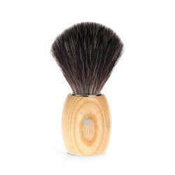 Mühle Pędzel do golenia Black Fiber, jesion