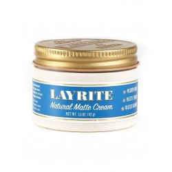 Layrite Matte Natural Cream Pomada do włosów 42gr