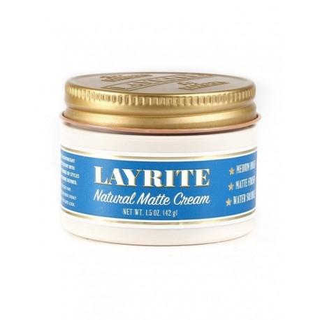 Layrite Matte Natural Cream Pomada do włosów 42gr