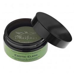 MT, Exotic Elemi Mydło do golenia, szklany pojemnik 95g