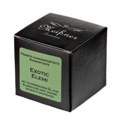 MT, Exotic Elemi Krem do golenia, próbka 30ml