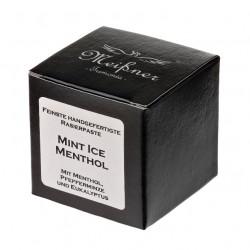 MT, Mint Ice Menthol Krem do golenia, olej z kokosa, olejek Macadamia, eukaliptus, mięta, grejpfrut, próbka 30ml