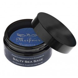 MT, Salty Sea Sage Mydło do golenia, szklany pojemnik 95g
