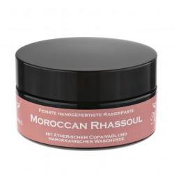 MT, Morroccan Rhassoul Krem do golenia, szklany pojemnik 200ml