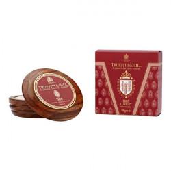 T&H 1805 - mydło do golenia 90g w drewnianym tyglu