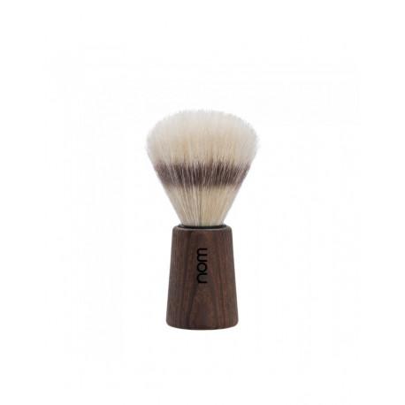 Mühle Nom Theo Pędzel do golenia Pure Bristle Dark Ash