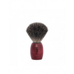 Mühle Nom Ole Pędzel do golenia Pure Badger Blushed Ash