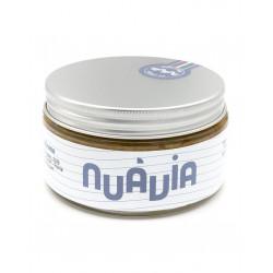 Pannacrema Nuavia Blu 160ml pikantny cytrusowy zapach, trójfazowe mydło do golenia