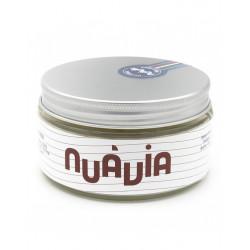 Pannacrema Nuavia Rossa 160ml orientalny zapach, trójfazowe mydło do golenia