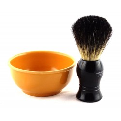 Plastikowa miseczka do golenia