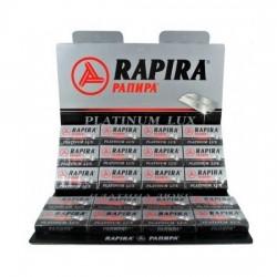 Żyletki Rapira 5szt Platinum Lux
