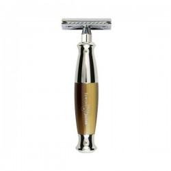 R35211SR Edwin Jagger, maszynka, imitacja jasnego rogu bawolego
