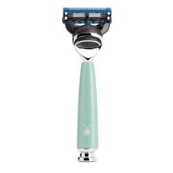 MÜHLE, Maszynka do golenia Gillette® Fusion ™ R 224 F RYTMO, miętowa