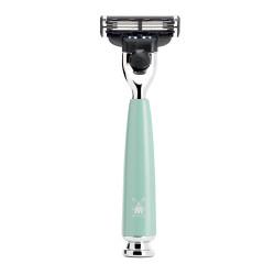 MÜHLE, maszynka do golenia Gillette® Mach3®  mięta R 224 M3 Rytmo