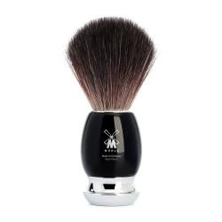 MÜHLE, pędzel do golenia syntetyczne włosie Black Fibre 21 M 336 VIVO