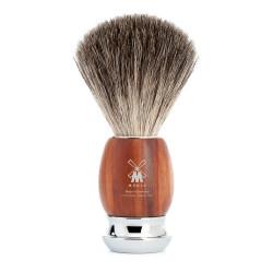 MÜHLE, pędzel do golenia syntetyczne włosie  81 H 331 VIVO drewno