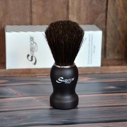 Semogue, Pędzel do golenia Semogue Pharos C3 czarne końskie włosie, czarny buk