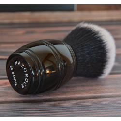 RazoRock, pędzel do golenia Plissoft Barrel Synthetic 24mm