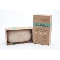 Saponificio Varesino Almond  Scrub Soap  300g,  mydło kąpielowe, migdałowe