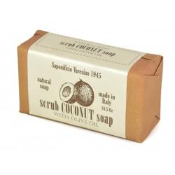 Saponificio Varesino Kokos z oliwą z oliwek Mydło naturalne 300g
