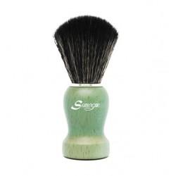 Semoche Pharos C3 pędzel do golenia, czarne końskie włosie