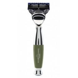 Gillette® Fusion® ProGlide® maszynka, Zielony, chromowany