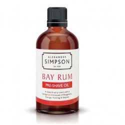 Simpsons Bay Rum  olejek przed goleniem 50ml