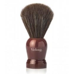 Vie-Long Vintage Alter pędzel do golenia B0310921, brązowe końskie włosie