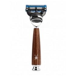 Mühle Razor Gillette® Fusion Rytmo maszynka do golenia, jesion