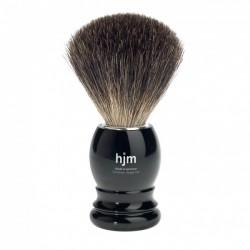 Mühle/HJM 181P26 Pędzel do golenia Pure Badger czarny