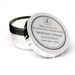 Platinum Collection, krem do golenia w tygielku, 150g