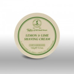 TOBS Krem do golenia 150g  w tyglu - Lemon & Lime