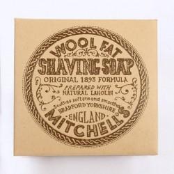 Mitchell´s Wool Fat, mydło do golenia Refill 125g