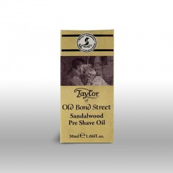 Taylor of Old Bond Street Sandałowy olejek przed goleniem 30ml