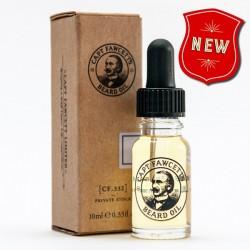 Captain Fawcett's Olejek do brody, mała butelka 10ml
